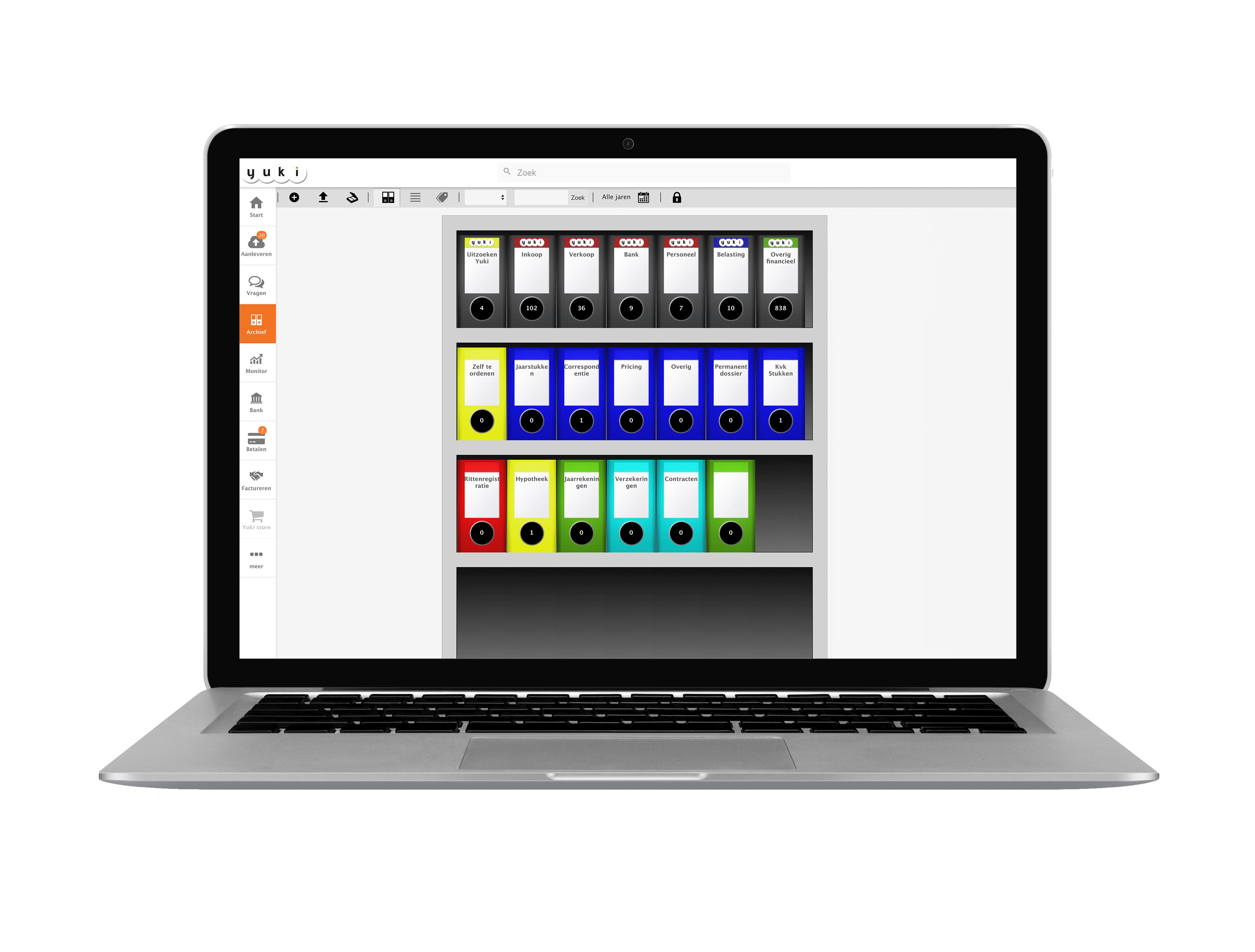 macbook archief